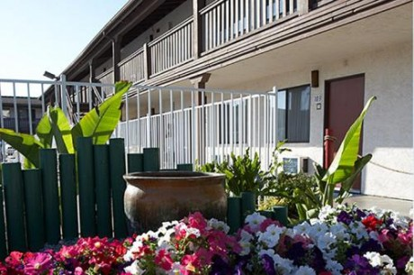 Welcome To EZ 8 Motel Newark California - Beautifully Landscaped